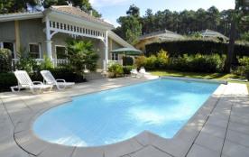 ESTIVEL - Villas ATLANTIC GREEN - T4 6 Personnes