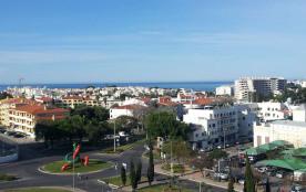 ALBUFEIRA appartement vue Mer 4 personnes, 2 chambres, 2 bains