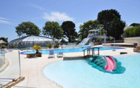 AIROTEL Camping LES RAGUENES PLAGE - Mobilhome COTTAGE modesty 2 chambres 30m²