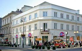 Appartement pour 1 personnes à Varsovie