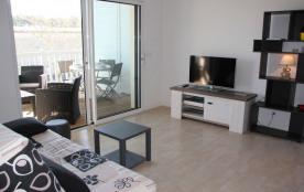 Bel appartement de 2 pièces tout proche du port de plaisance de Capbreton, à proximité du Parc de...