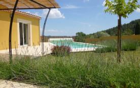 Villa avec piscine à Aigne