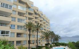 Appartement pour 3 personnes à Cala Millor