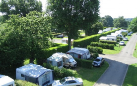 Camping de la VEE, 247 emplacements, 14 locatifs