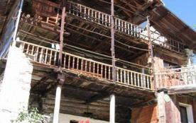 Apartment à MOLINES EN QUEYRAS