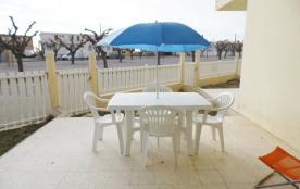 Location vacances : 2 pièces en rez-de-chaussée à proximité de la plage.