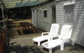 Mobil Home pour 6 pers. avec piscine privée, Corgnac-sur-l'Isle