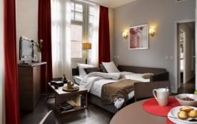 Adagio Aparthotel Strasbourg Place Kléber - Appartement 1 chambre 4 personnes