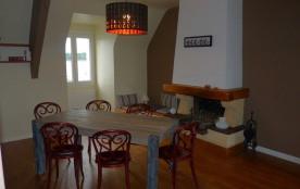 Salle à manger - cuisine