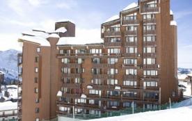 Résidence Les Alpages - Appartement 2 pièces 4/5 personnes
