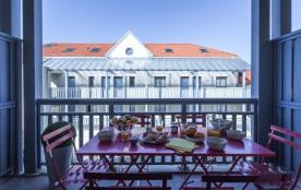 Ravissant appartement tout confort 6 personnes - 1ere ligne mer - Piscine - SPA