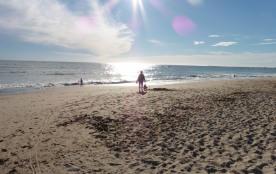 coté droit de la plage sud