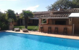 Villa à ST TROPEZ