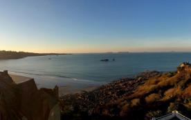 le meilleur spot pour les couchers de soleil : le balcon