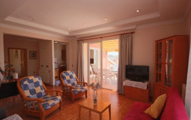 High standing apartment located in luxury villa with own large private Terrance, 50 m²