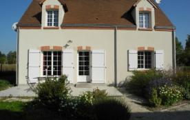 Maison 4 chambres près d'Orléans