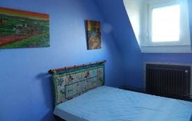 chambre N° 2 (1 lit de 140 cm°