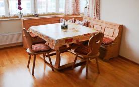Appartement pour 3 personnes à Ruhpolding