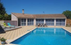 le secret de Viviane, gîte piscine et soleil, proche mer