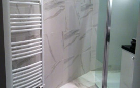 Douche à l'italienne très Design et tendance
