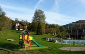 calme PISCINE jardin WIFI - TENNIS belle aire de JEUX  bébé  animaux admis CHEMINÉE proche SKI Ventron la Bresse