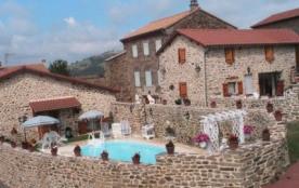Pouzol immersion dans l'Auvergne attitude - Massiac