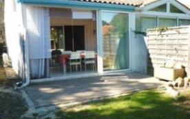 Capbreton - (40) - Quartier Les Vignes - Le Hameau des Alouettes. Villa-patio - 42 m² environ - j...