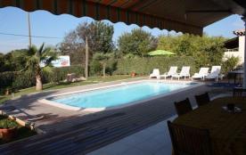 La Villa Claire est une ravissante et agréable maison de vacances de plain-pied, située dans un quartier résidentiel ...