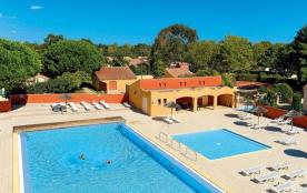 Villa T2 dans village vacances avec piscine, tennis..