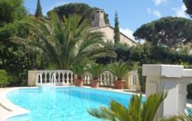 Belle Villa avec vue mer St Tropez grand jardin et piscine. proximité des plages