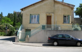 Maison de village avec jardin 4 (+2) personnes - Montfaucon