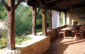 """le """"bolet"""", ou terrasse couverte"""
