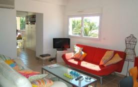 Appartement T4 pour 6 personnes à St Cyprien (66750).