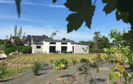 Jardin arboré 1700 m2
