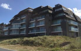 A louer à Oostduinkerke: Appt de luxe avec vue sur mer