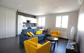 Royan bel appartement refait à neuf centre ville à deux pas de la plage !