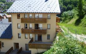 APPARTEMENT T3+ Terrasse SKI aux PIEDS