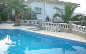 Villa 5-7 pers avec piscine privée