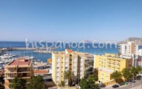 Location de cet appartement à Calpe avec piscine  - Garantie Hispanoa
