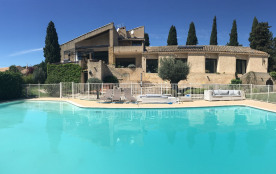 2 Appartements indépendants  avec Piscine Spa dans Villa privée