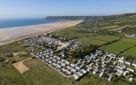 Camping Le Grand Large, 223 emplacements, 50 locatifs