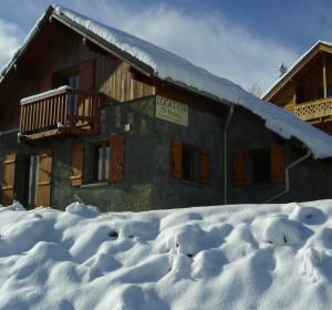 location vacances chalet La Toussuire
