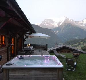 location vacances chalet saint gervais les bains