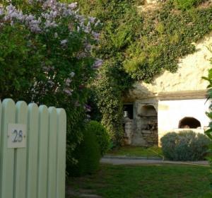 location vacances gite Fontevraud l'abbaye