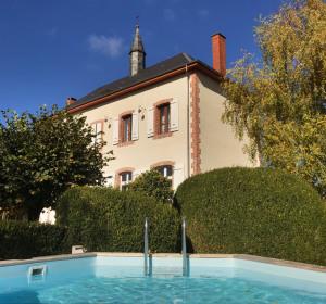 location vacances villa Troche