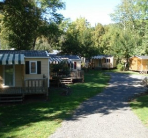 location vacances mobil-home Saint Nectaire