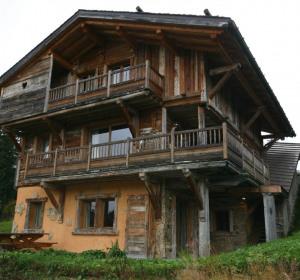 location vacances chalet villard-sur-doron