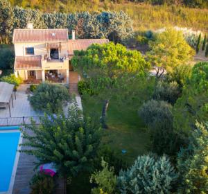 location vacances villa vézénobres