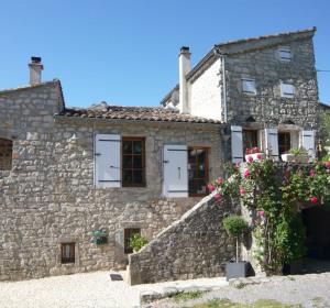 location vacances gite Saint-Maurice-d'Ibie