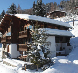 location vacances chalet Montchavin Les Coches